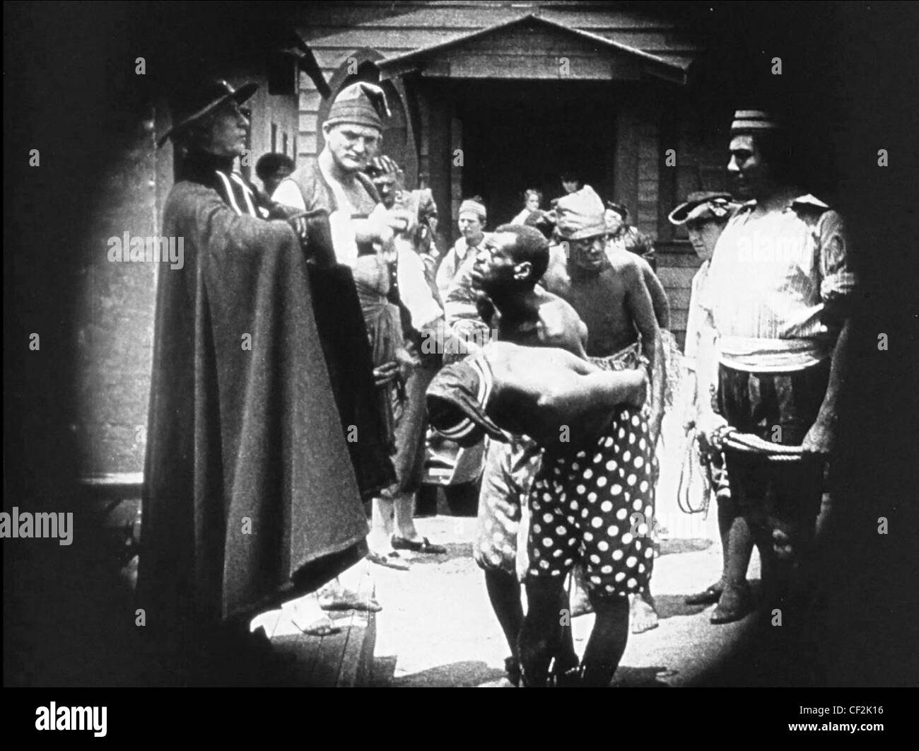 THE BIRTH OF A NATION (1915) D.W. GRIFFITH (DIR) 007 MOVIESTORE COLLECTION LTD - Stock Image