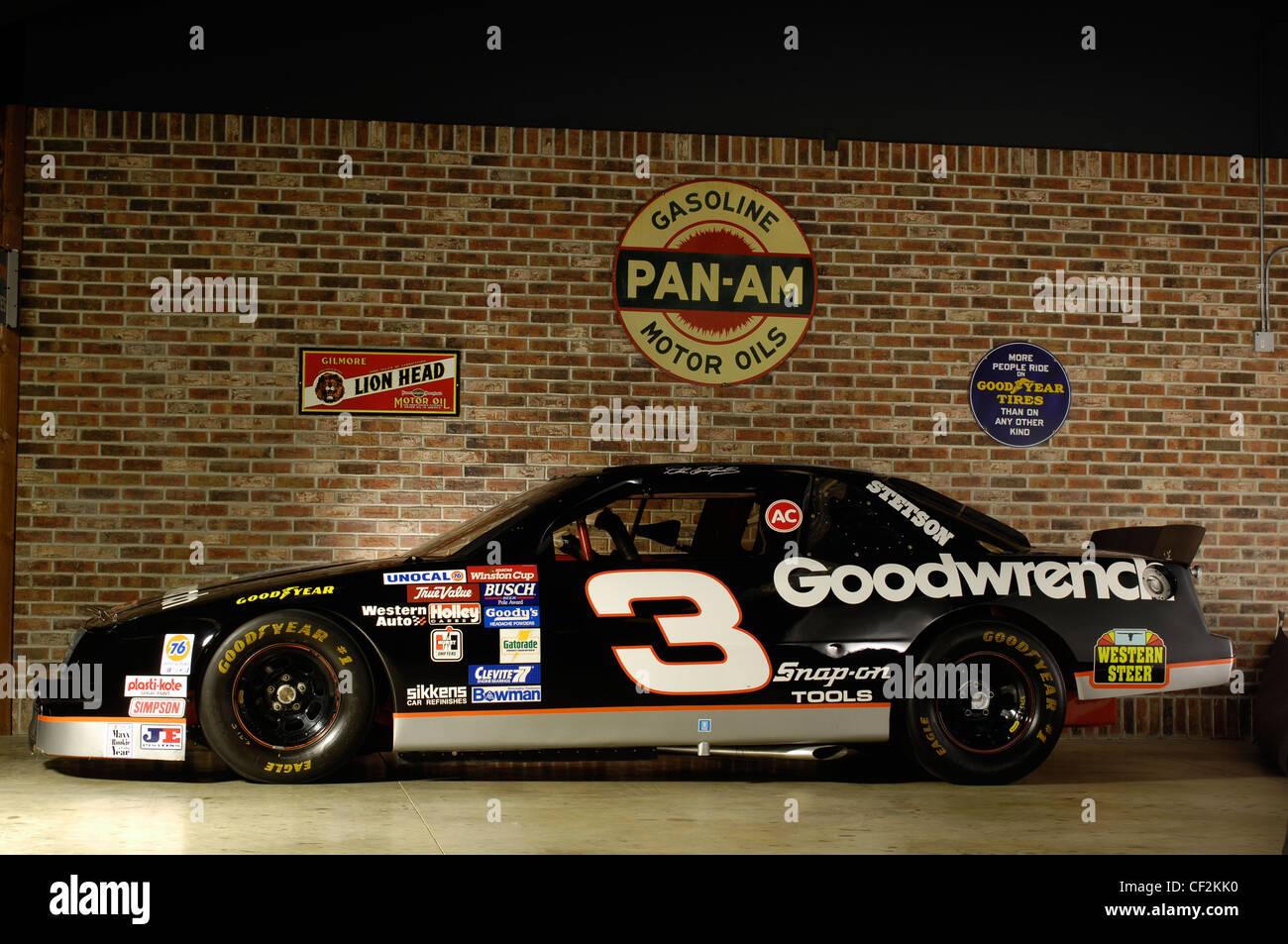 1994 Chevrolet Lumina NASCAR Winston Cup - Stock Image