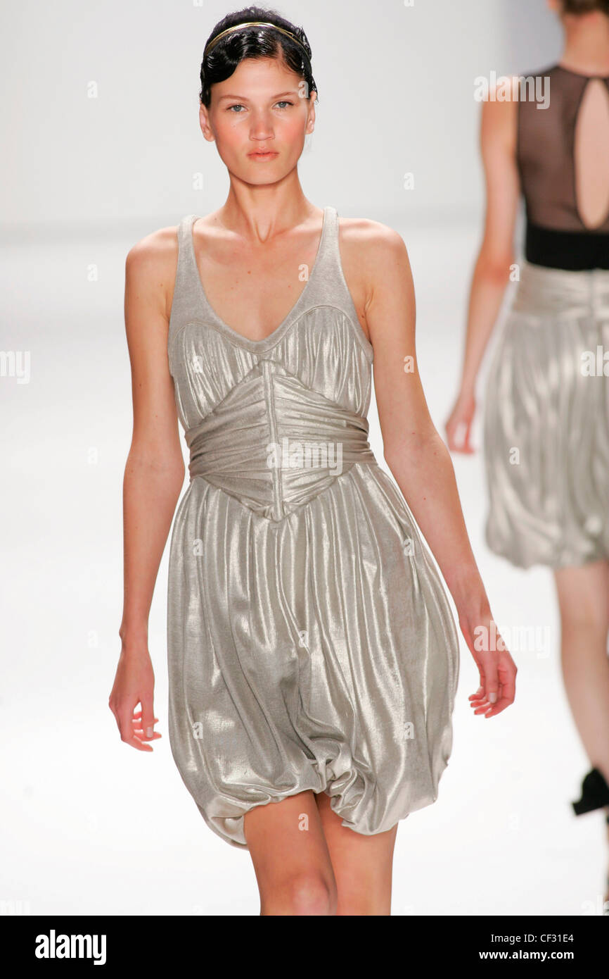 Wearing A Sass And Bide Dress High Resolution Stock Photography And Images Alamy