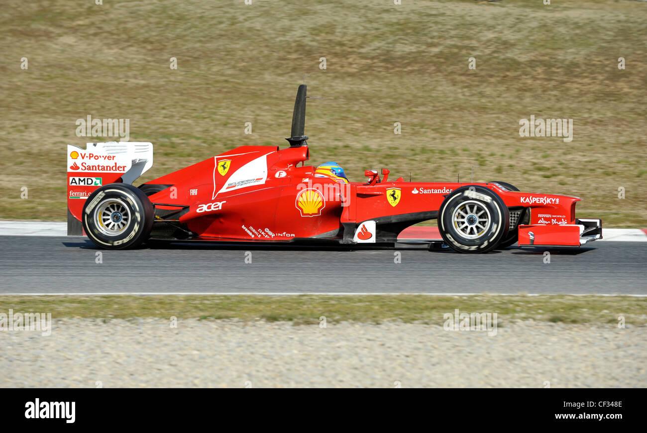 Circuito De Fernando Alonso : Arrancaron los cursos de seguridad vial en el circuito de fernando