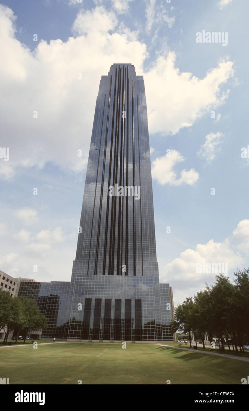 USA Houston Texas Williams Tower  - Stock Image