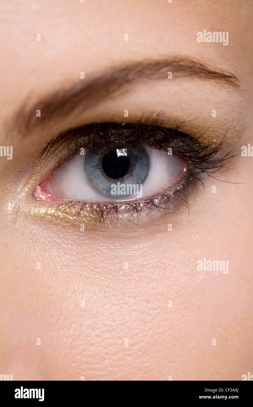 Plucked Eyebrows Stock Photos Plucked Eyebrows Stock Images Alamy