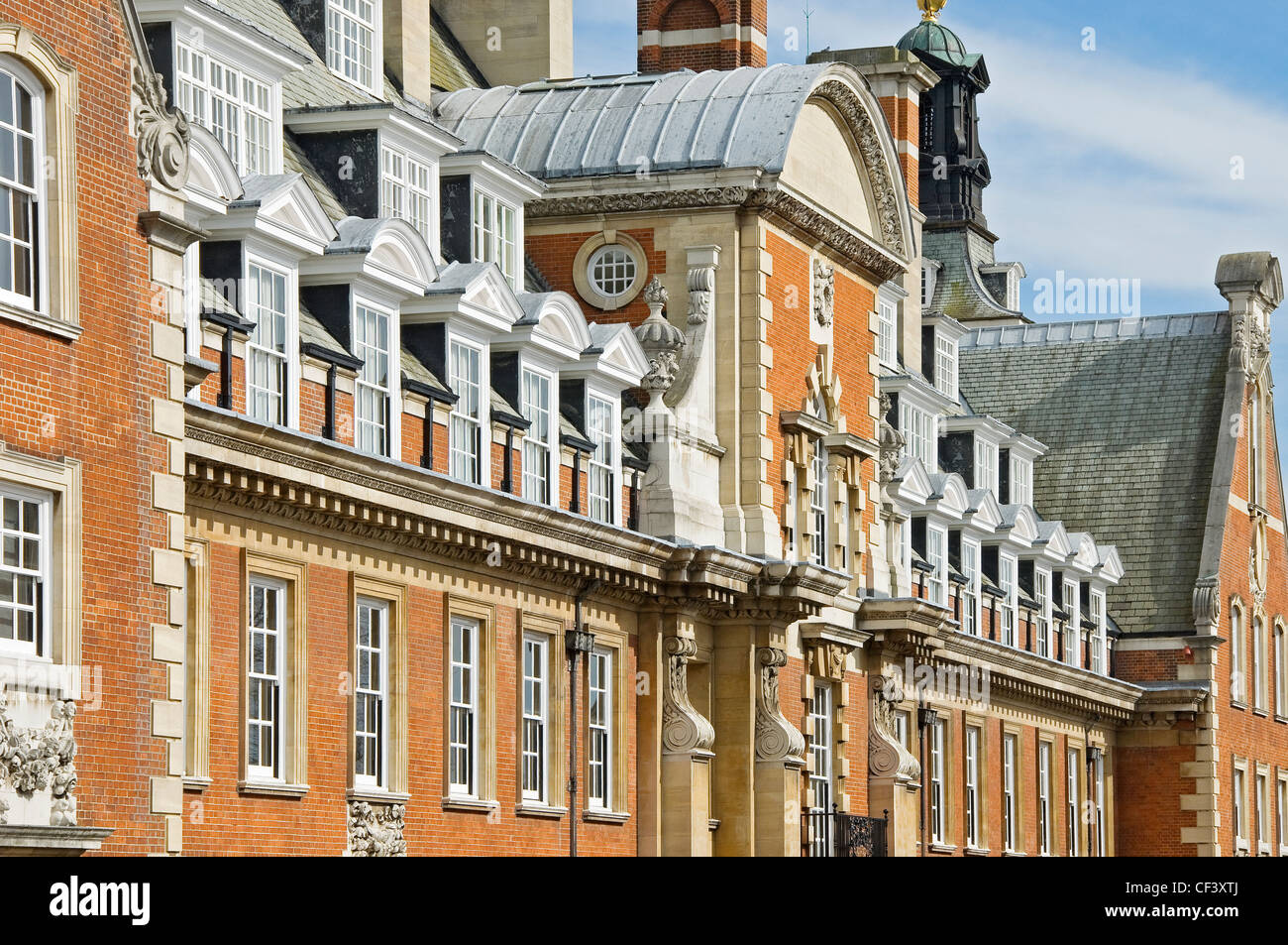Cedar Court Grand Hotel & Spa (formerly NER then GNER Headquarters). - Stock Image