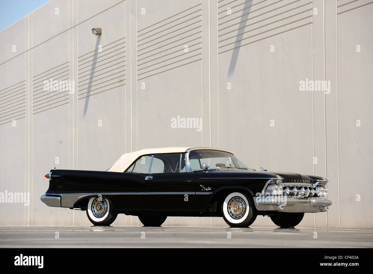 1950s Car Chrysler Stock Photos Images Cars 1959 Imperial Convertible Image