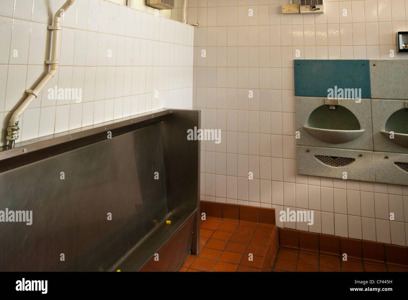 Swan centre public toilets