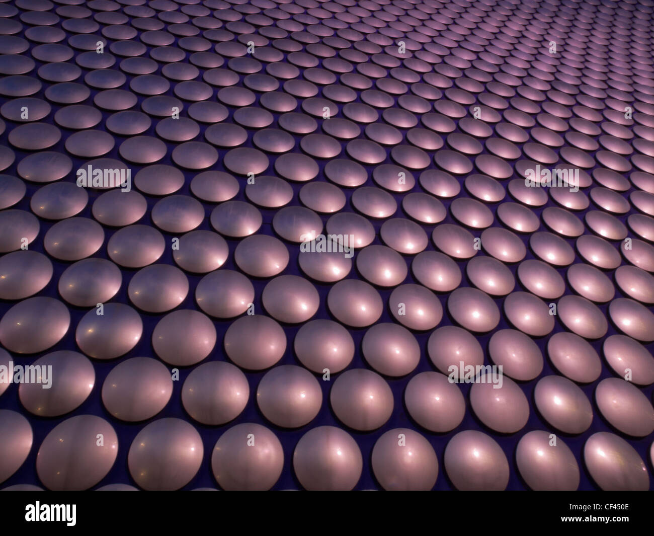 Birmingham city center, Selfridge's. Stock Photo