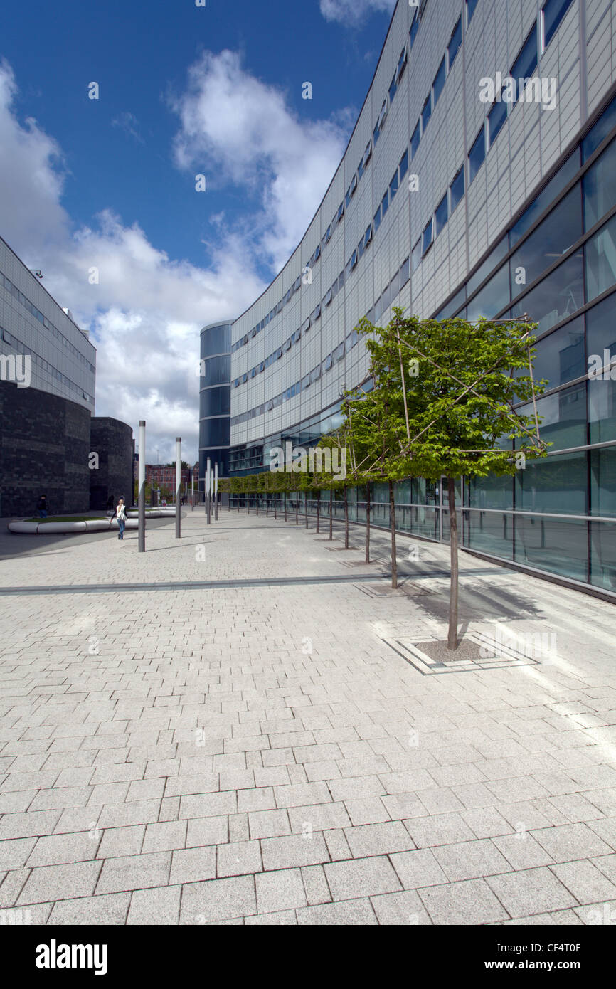 The School Of Design Building At City Campus East Northumbria University