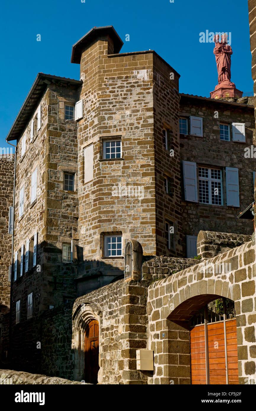 Le Puy En Velay, Haute Loire, Auvergne,France - Stock Image