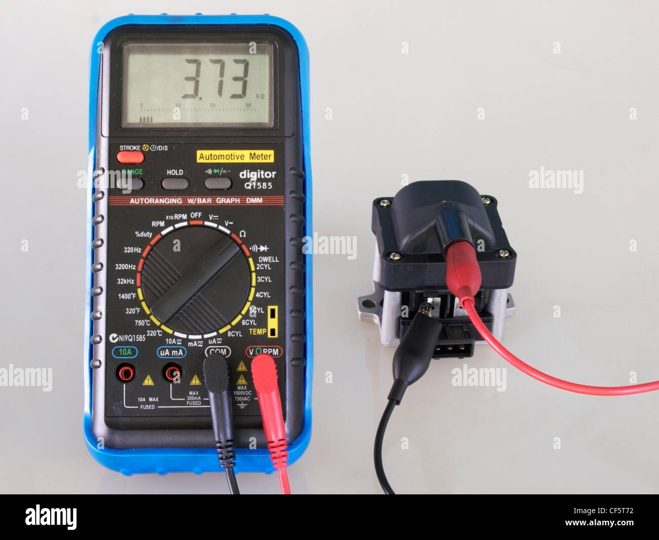 Ignition Coil Stock Photos Images Alamy Ls Engine Wiring Check Image