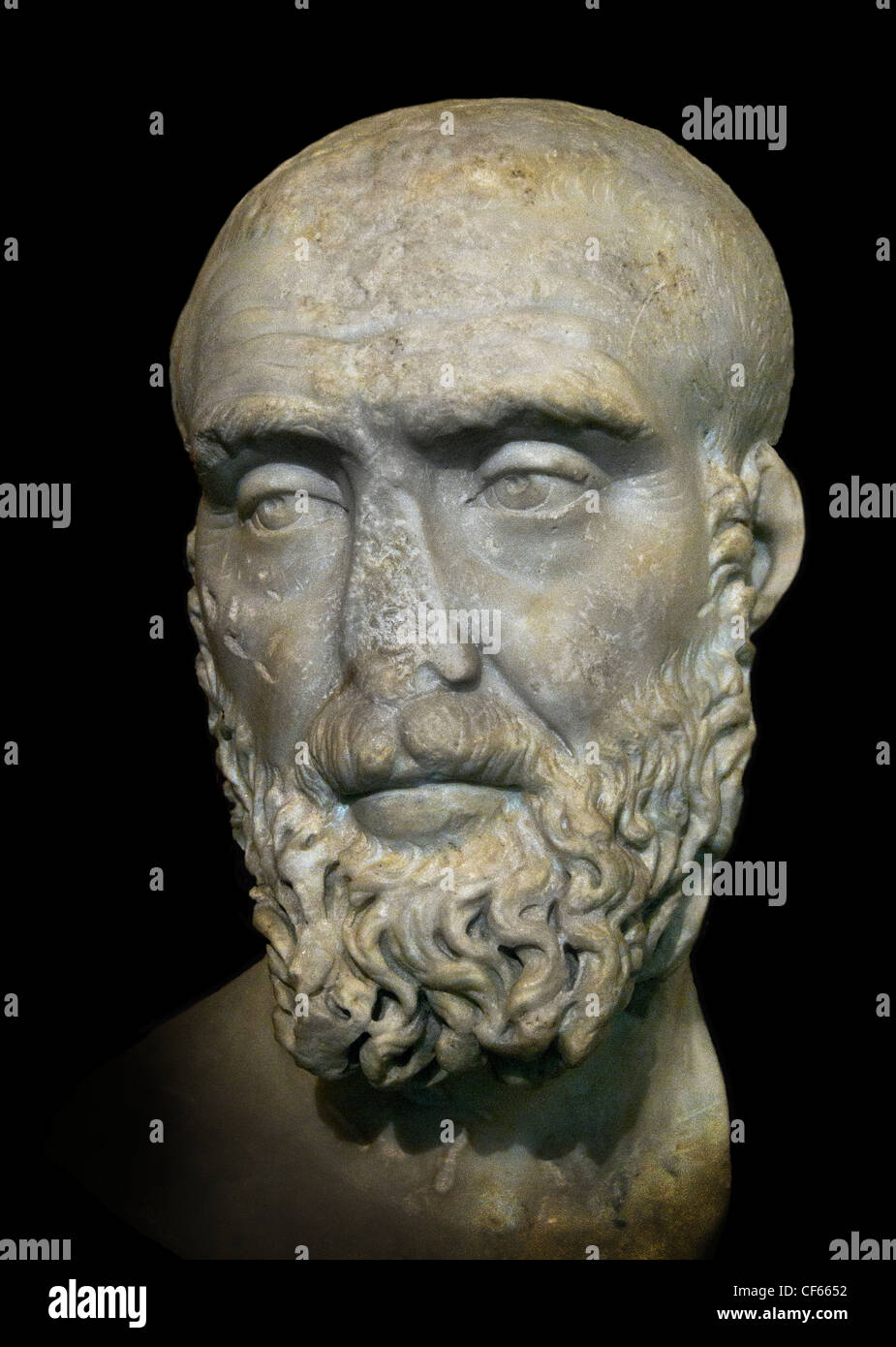 Rome Roman Emperor Pupienus born about 178 - Stock Image