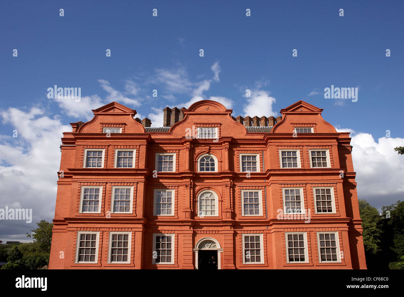 The Dutch House. Historically significant for its association with the Royal family, the Dutch House (now known - Stock Image