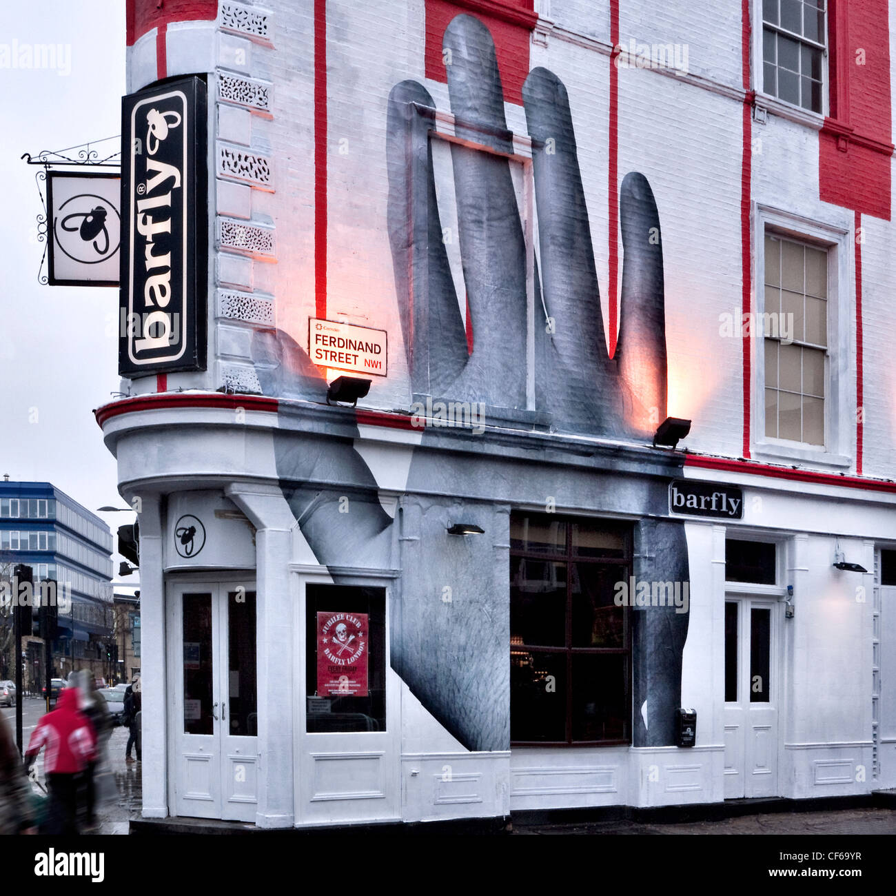 The Barfly live music venue in Camden Town London UK - Stock Image