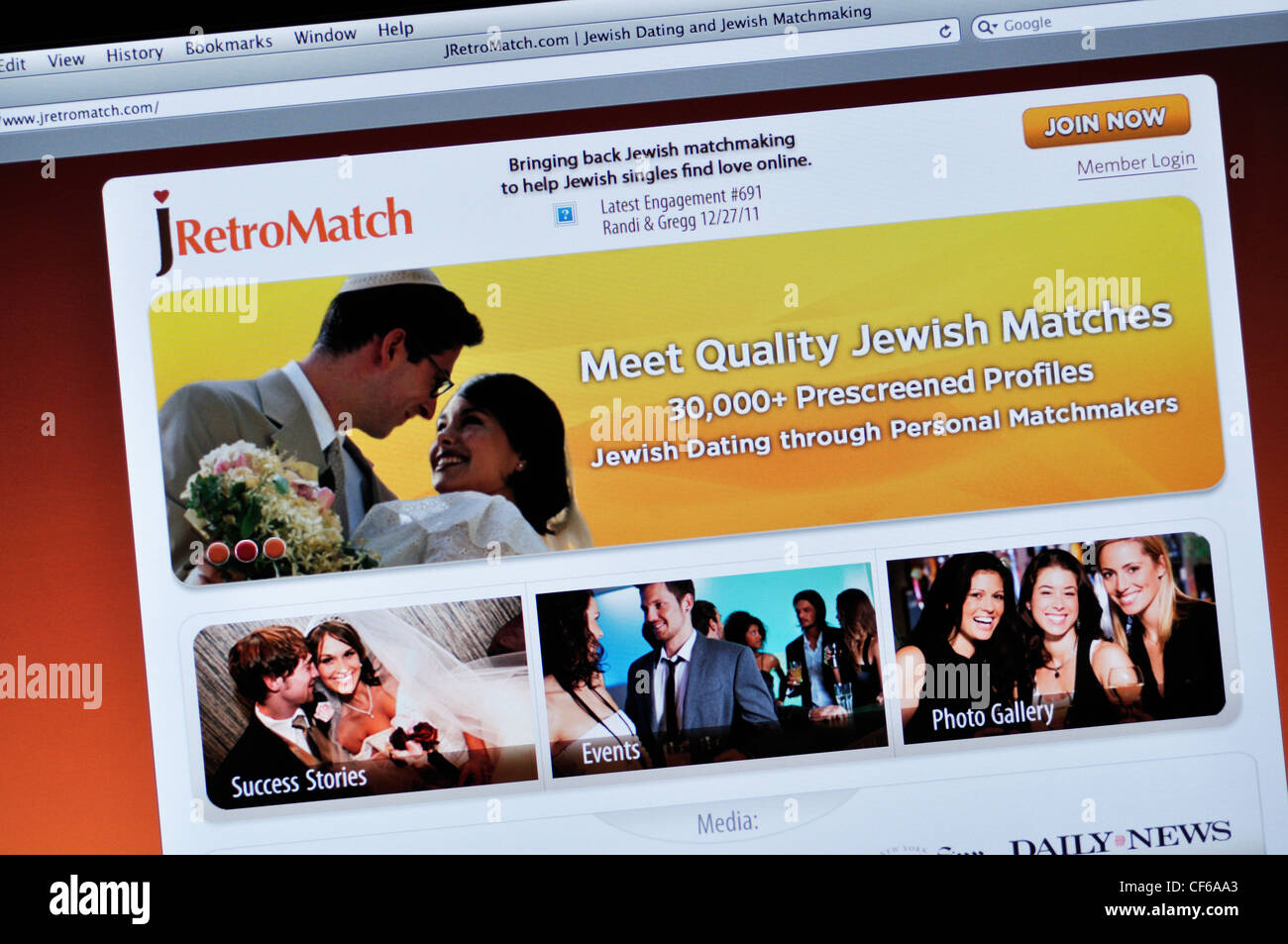 hebrew matchmaking website
