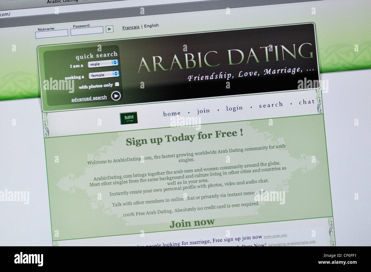 Dating-Regeln in saudi Arabien