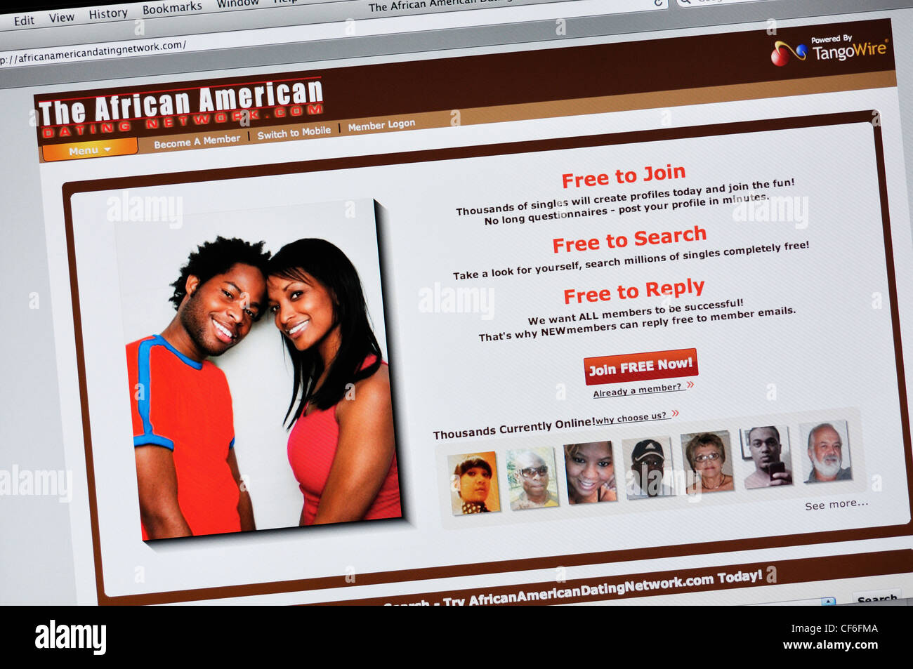 African dating website free