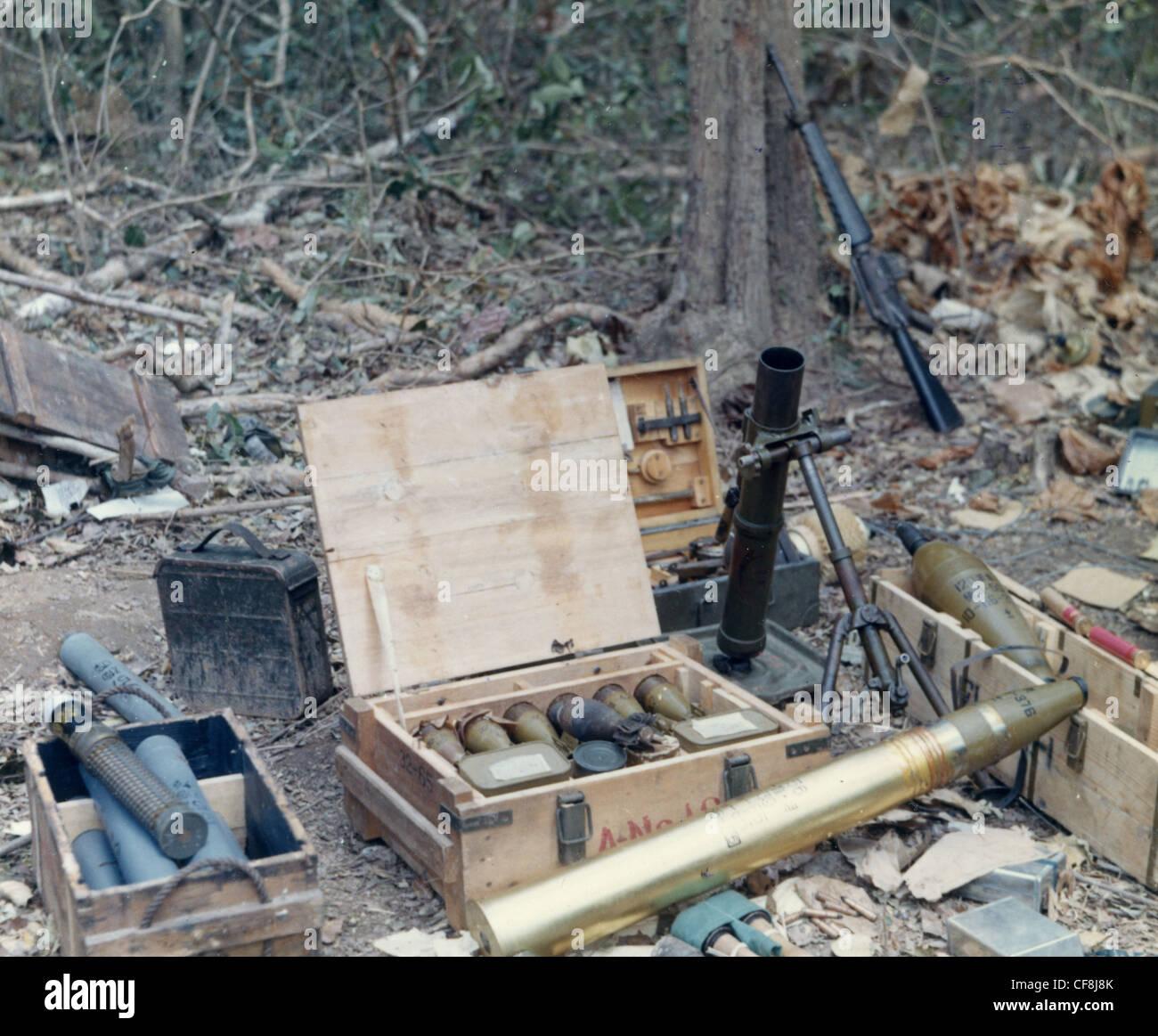 Gym Equipment Vietnam: Cambodia War Vietnam War Stock Photos & Cambodia War