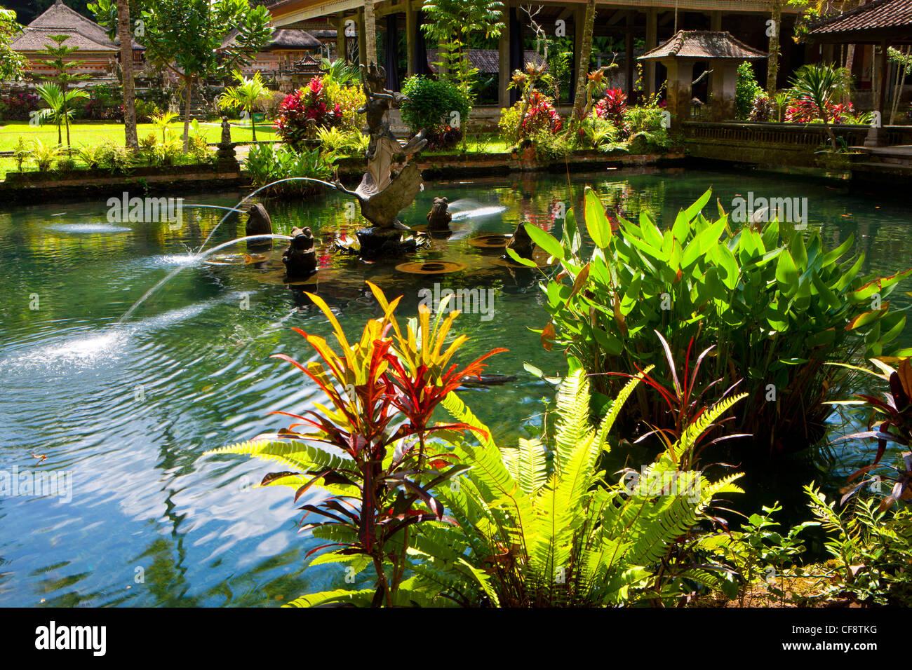 Gunungkani Sebatu, Indonesia, Asia, Bali, temple, religion, water Stock Photo: 43835556  Alamy