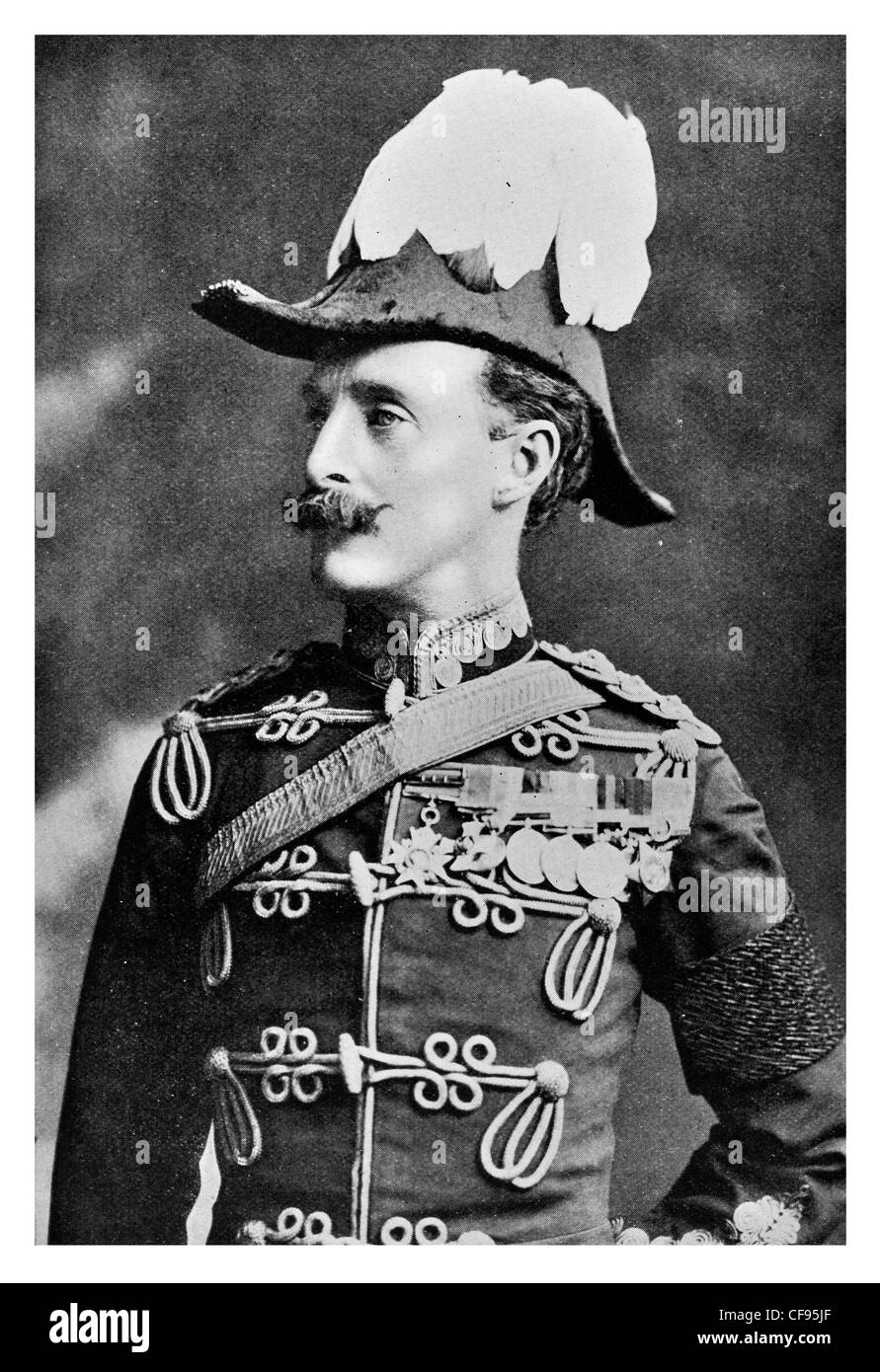 General Sir Ian Standish Monteith Hamilton GCB GCMG DSO TD British Army ill-fated Mediterranean Expeditionary Force - Stock Image