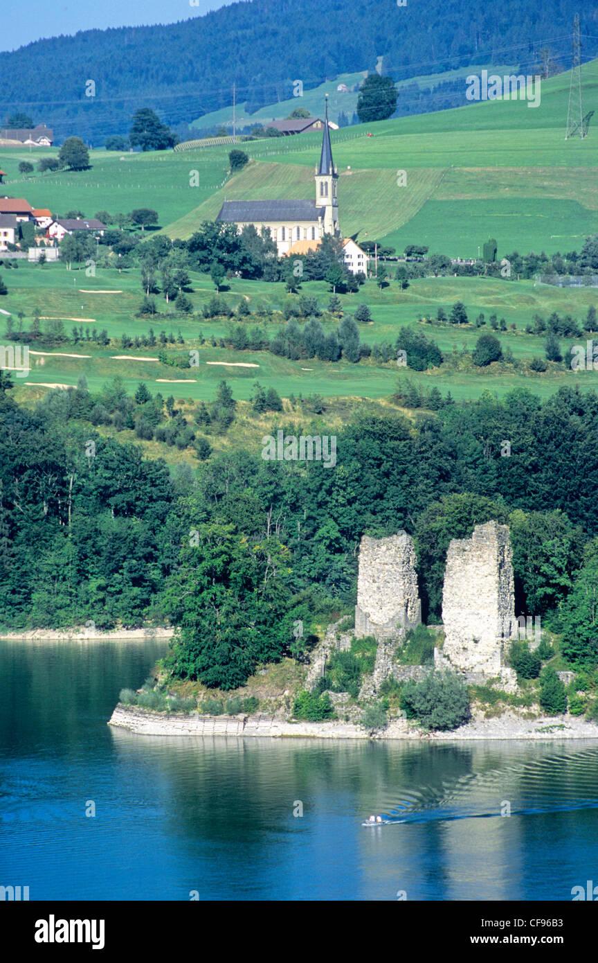 Schweiz Island