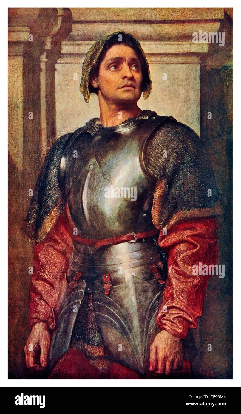 A Condottiere by Lord Leighton Condottieri condottiero ...  A Condottiere b...
