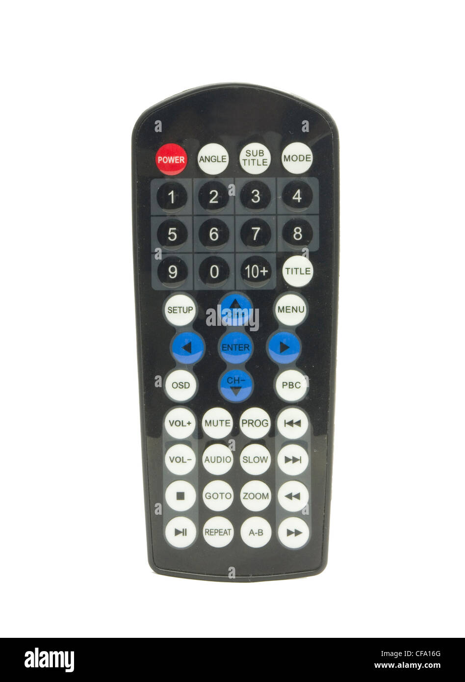 Pause Button Remote Control Stock Photos & Pause Button Remote