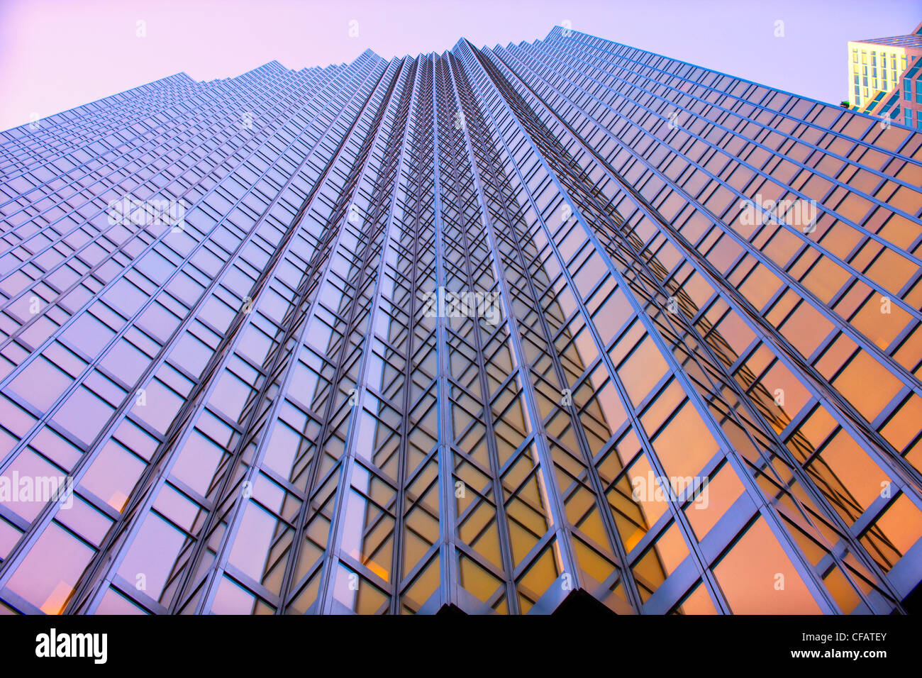 BCE Place, office complex in downtown Toronto, Ontario, Canada. - Stock Image