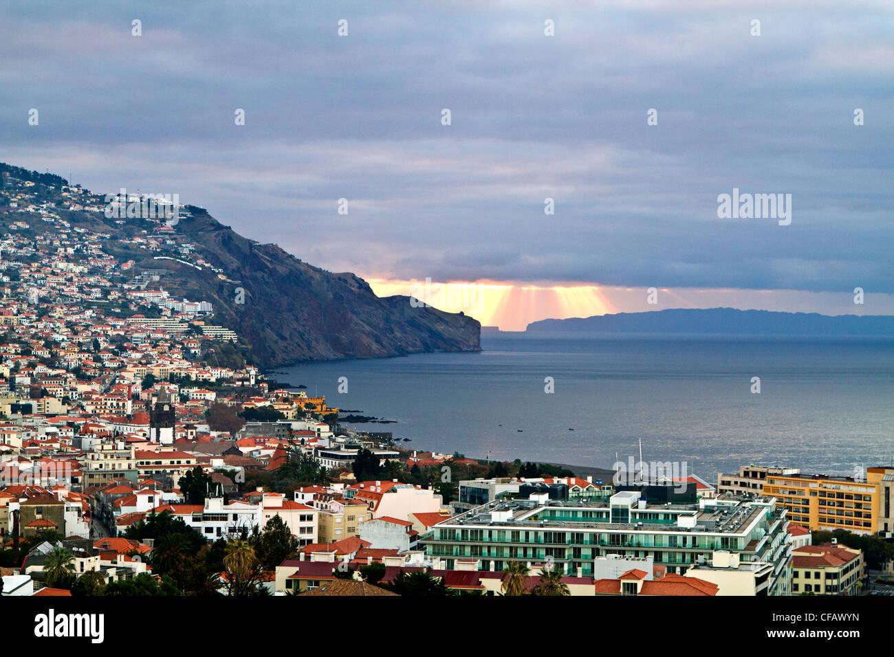 Funchal, Madeira - Stock Image