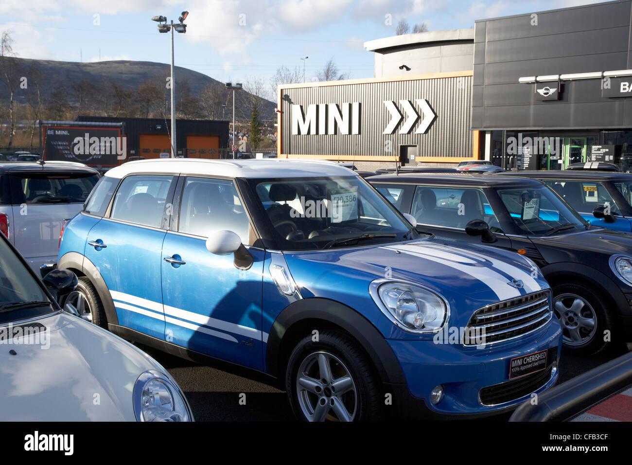 Mini Car Sales Birmingham Uk