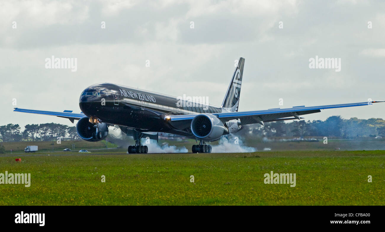 Air New Zealand Commercial Body Paint