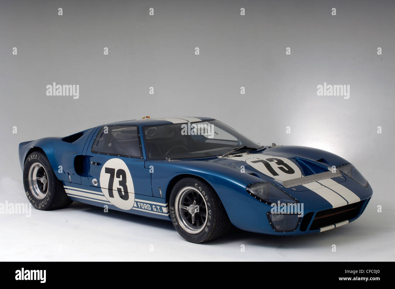 Ford Gt Daytona Prototype Stock Image