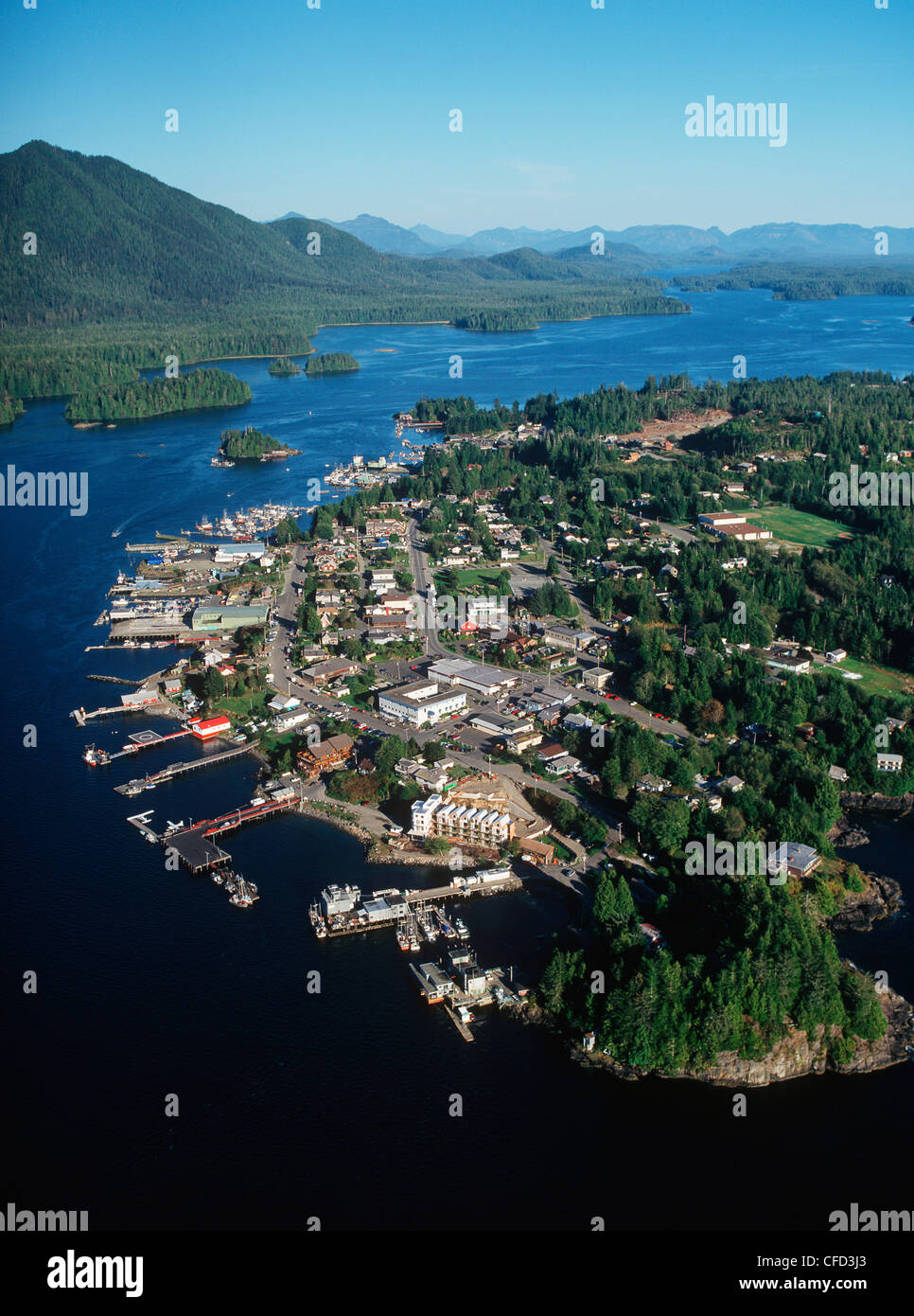 Ocean Village Tofino Vancouver Island