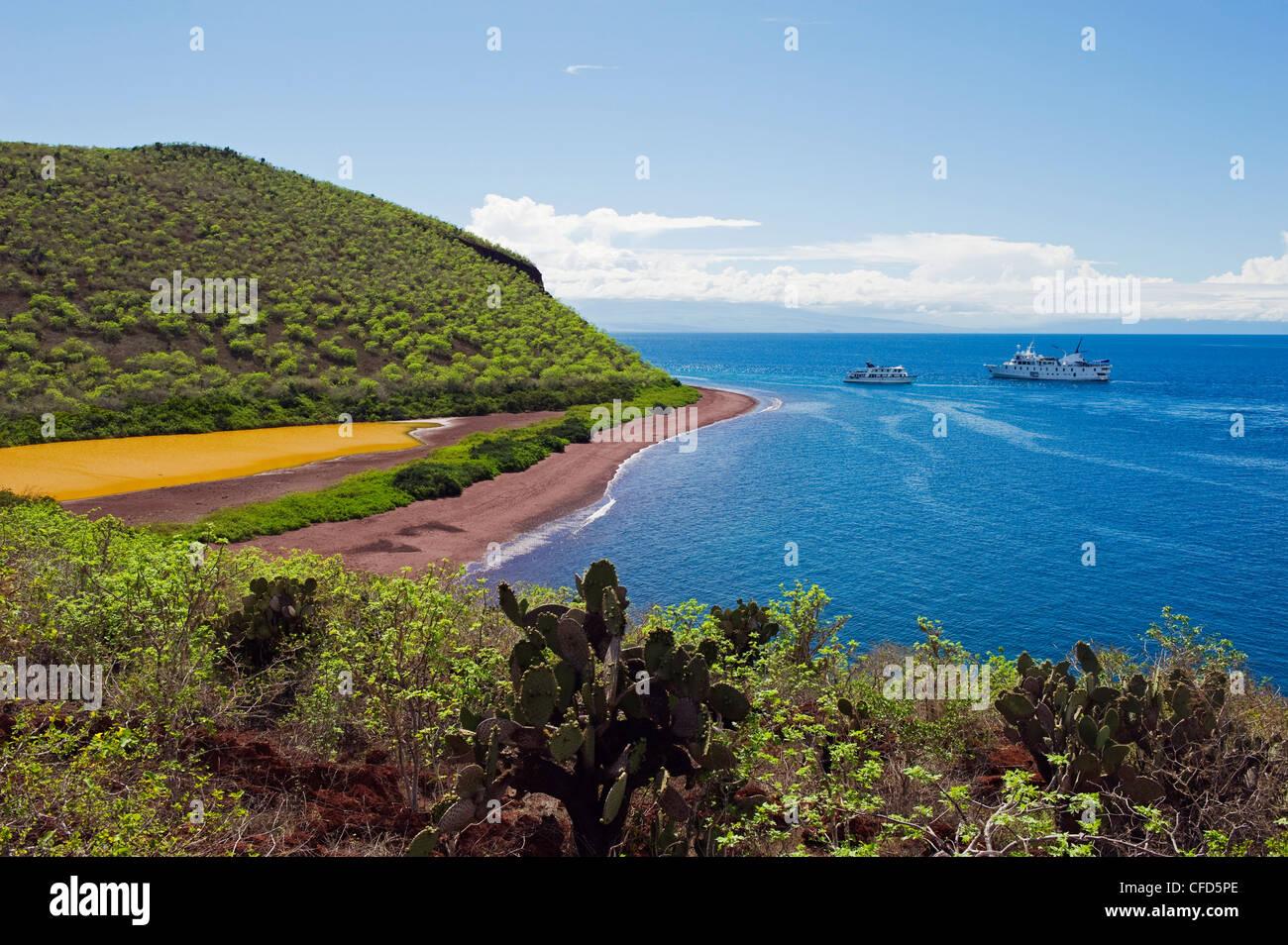 Galapagos Islands, UNESCO World Heritage Site, Ecuador, South America - Stock Image