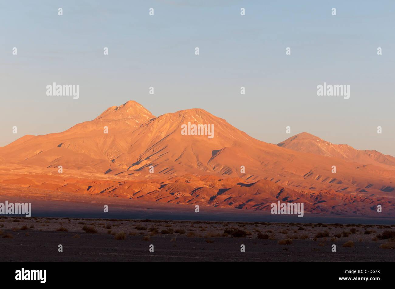 Salar de Atacama, Atacama Desert, Chile, South America - Stock Image