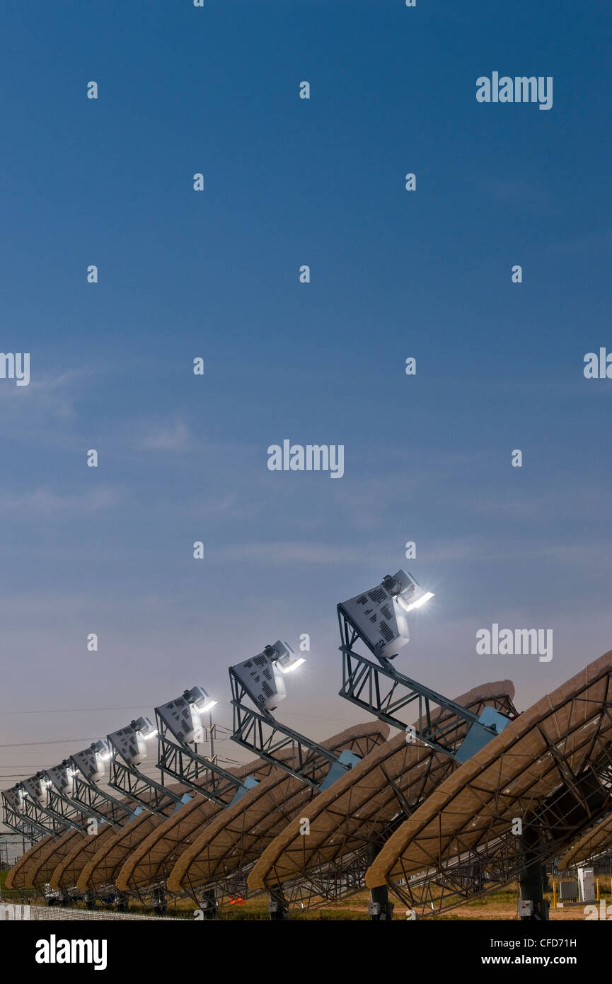Solar Power Dishes Stock Photos Amp Solar Power Dishes Stock