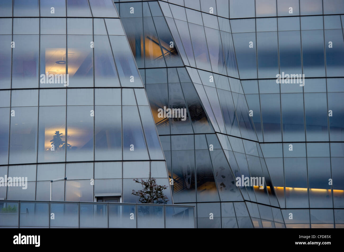 IAC Building, architekt Frank Gehry, Chelsea, Manhattan, New York, USA - Stock Image