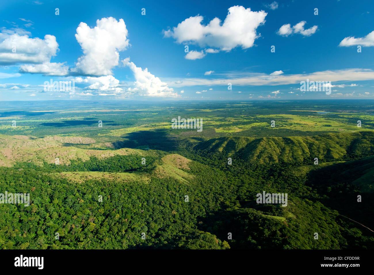 Chapada dos Guimaraes National Park, Pantanal, Southwestern Brazil, South America - Stock Image