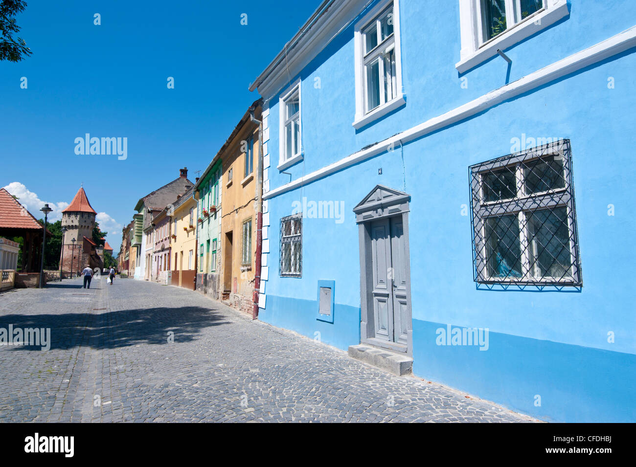 Sibiu, Romania, Europe - Stock Image