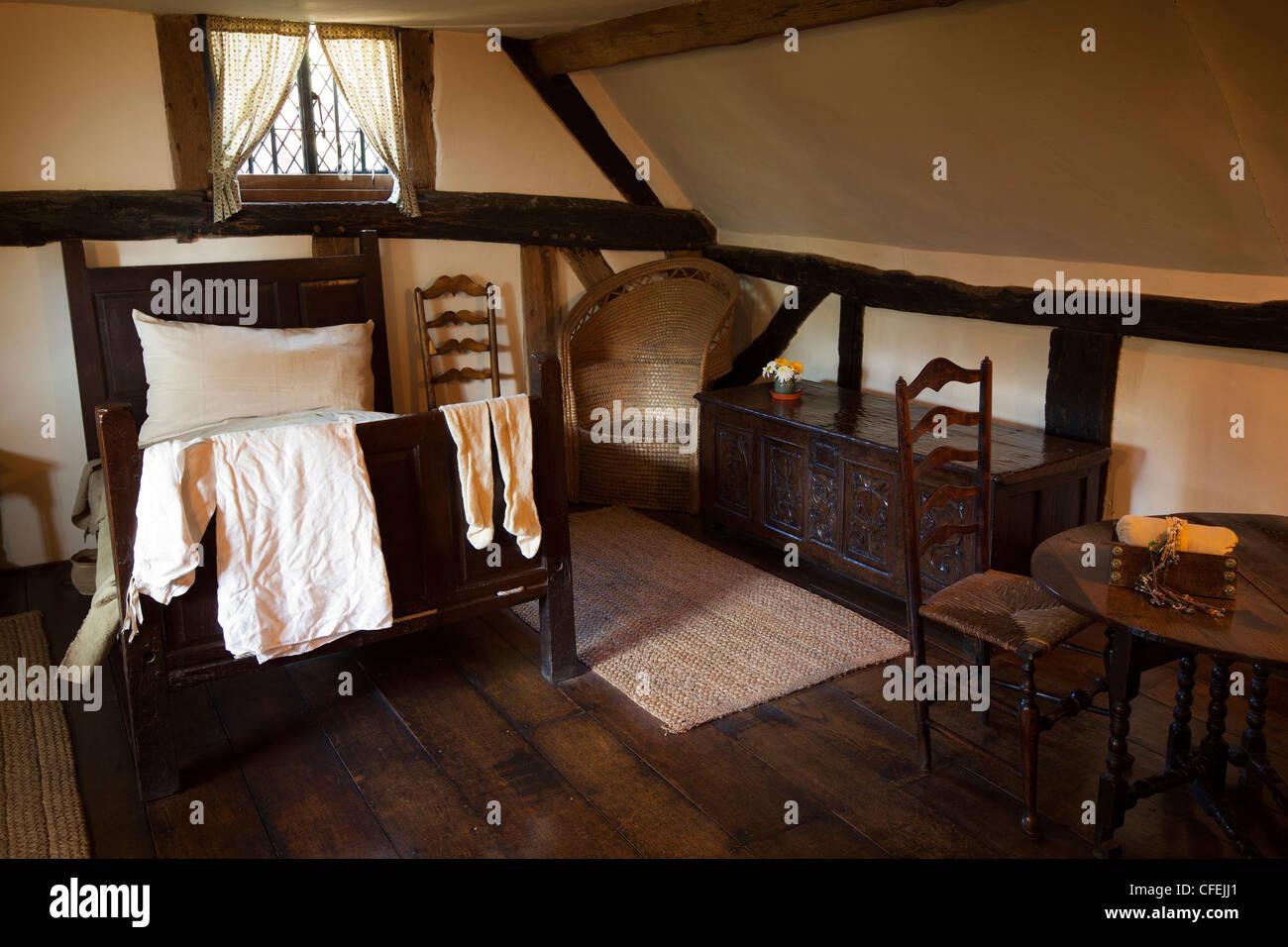 Warwickshire Stratford On Avon Shottery Anne Hathaway S