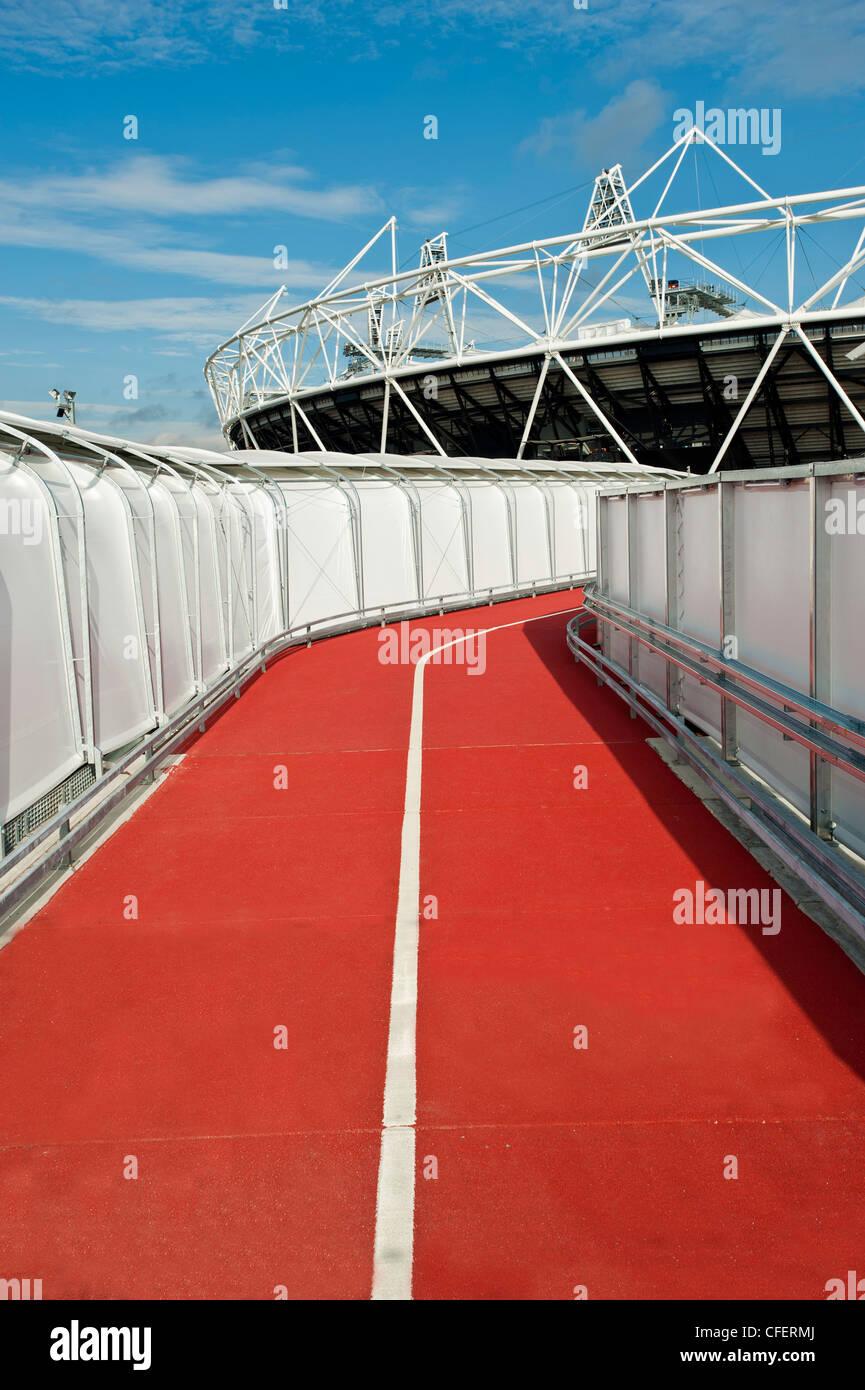 Olympic Park, London, United Kingdom - Stock Image