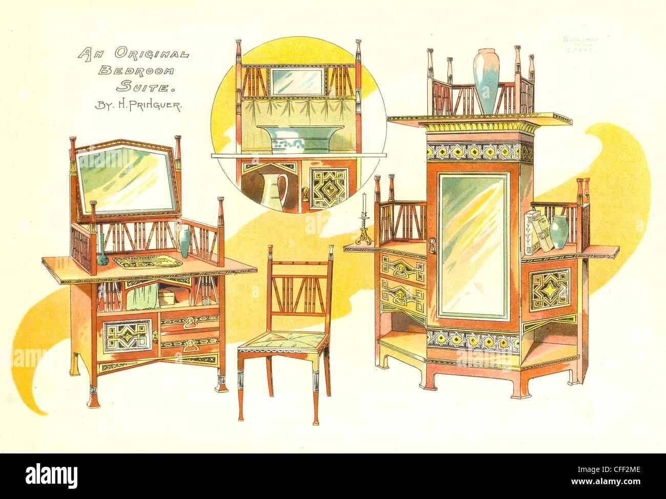 H Pringuer furnishings