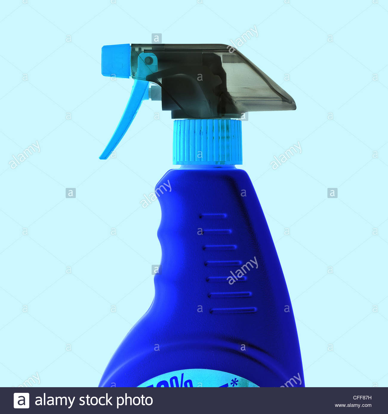 disinfectant - Stock Image