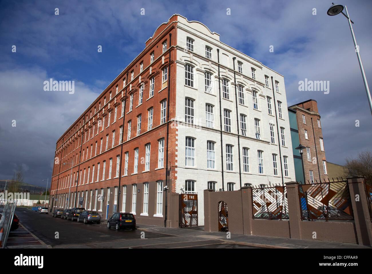 Northern Ireland Flax Stock Photos & Northern Ireland Flax Stock
