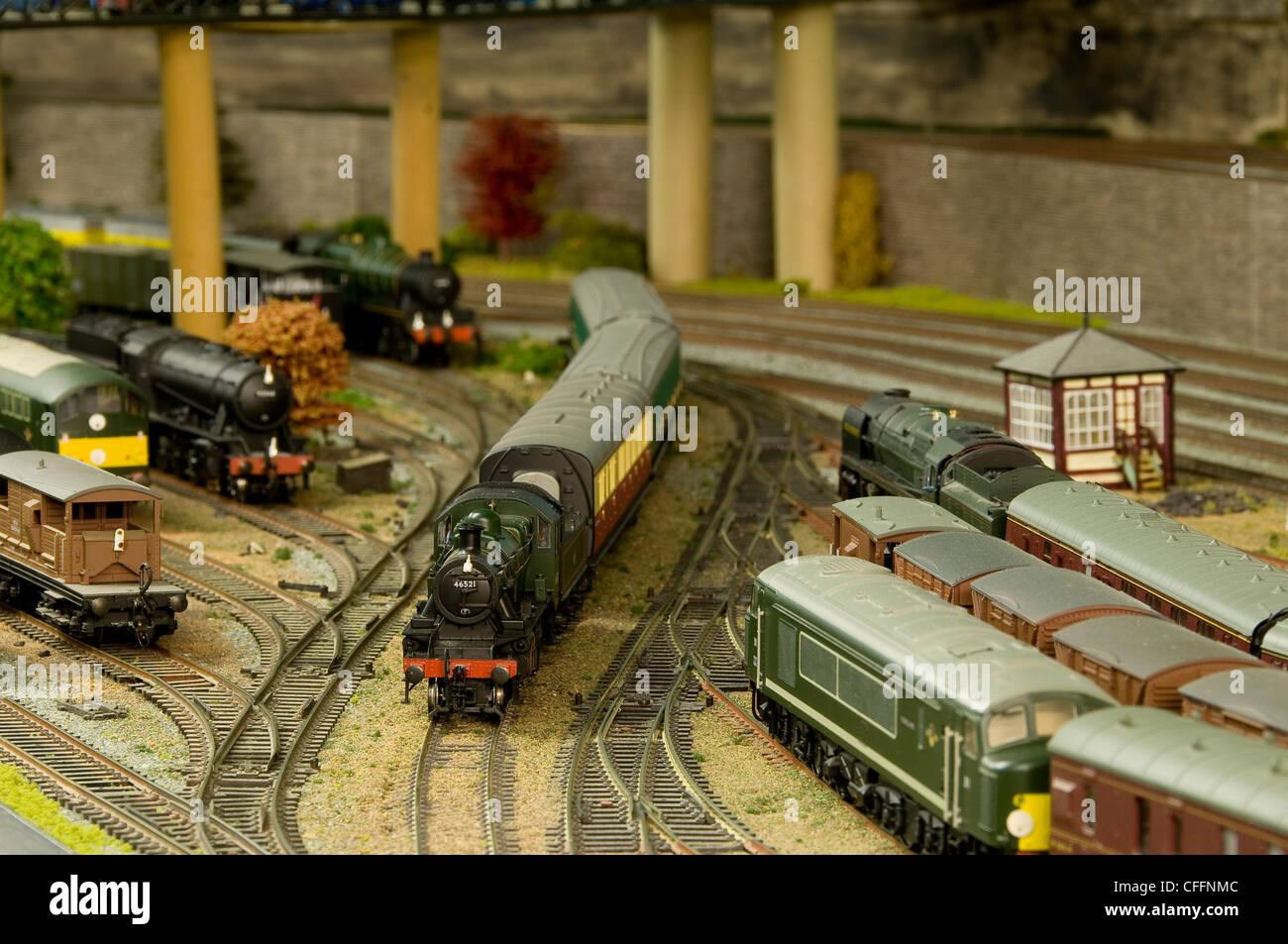 Model Railway Stock Photos & Model Railway Stock Images - Alamy