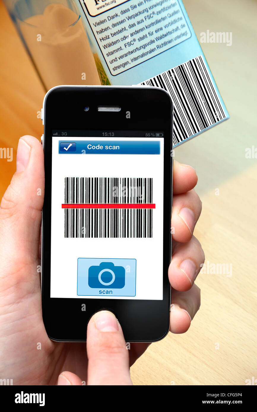 app for scanning barcodes