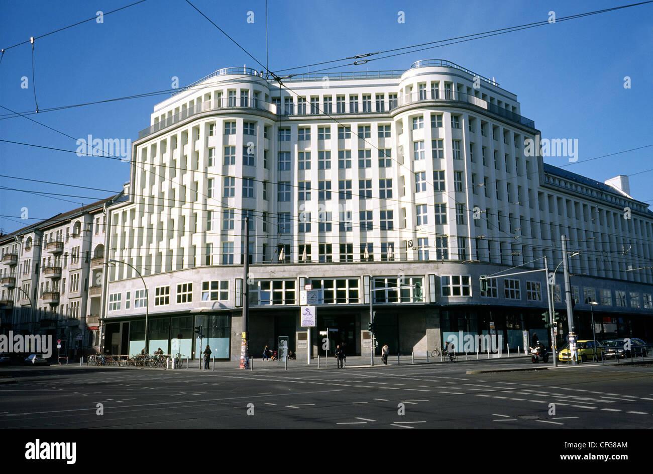 SOHO House in Berlin. Stock Photo