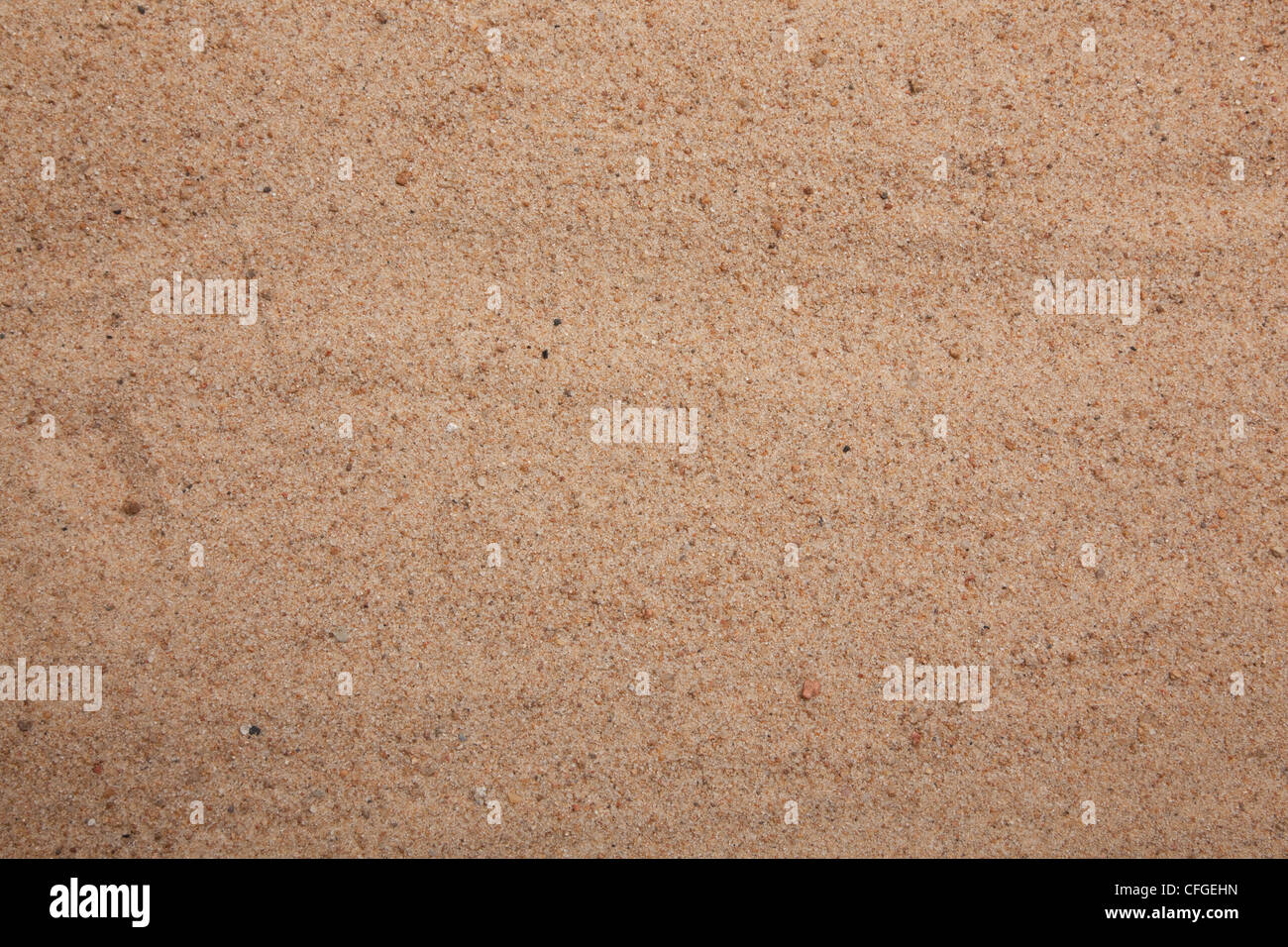 A Background made of sand - Stock Image