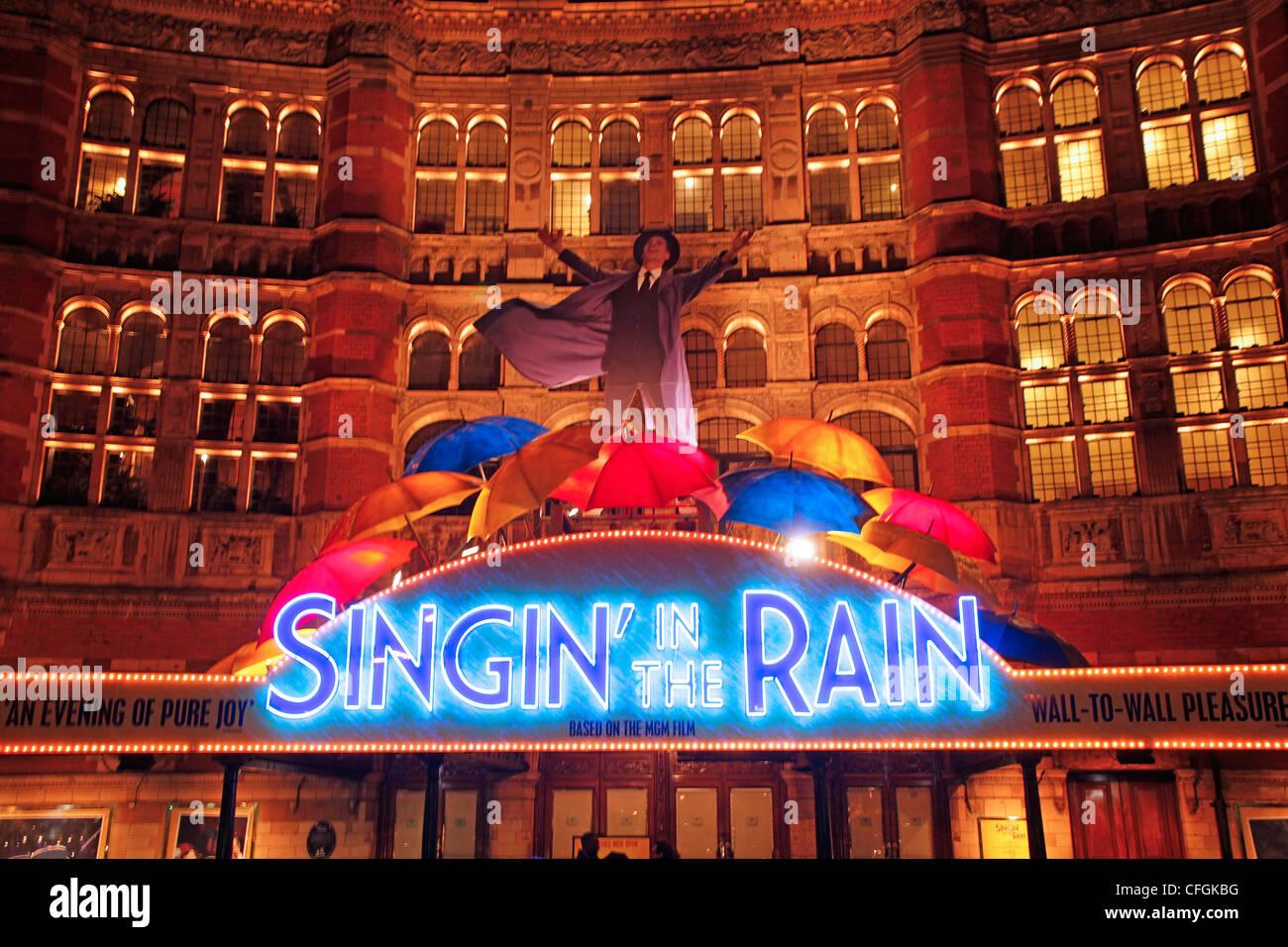 singing in the rain musical