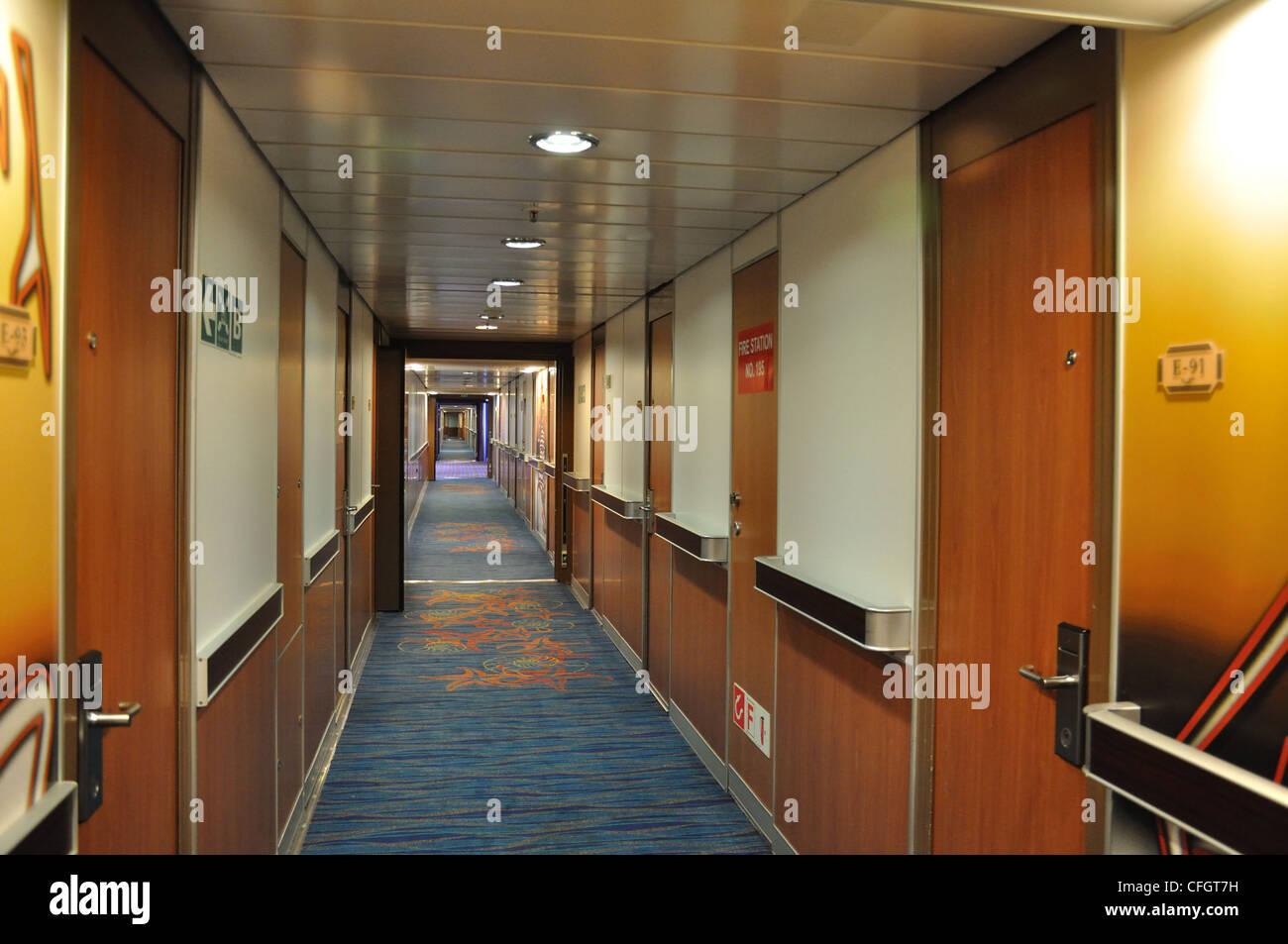 Cruise Ship Cabin Doors Stock Photos Cruise Ship Cabin Doors Stock