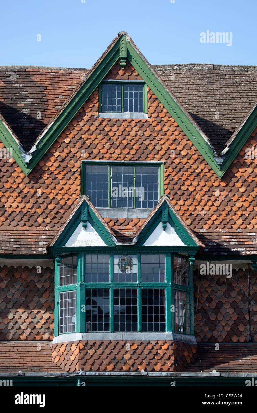 Merchants House Marlborough - Stock Image