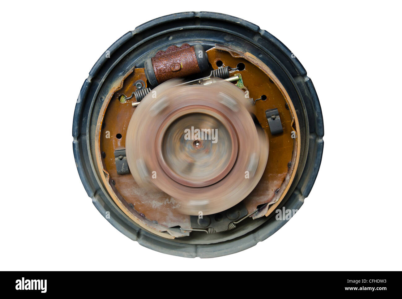 Drum Brakes Stock Photos & Drum Brakes Stock Images - Alamy